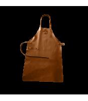 OFYR barbecue schort bruin