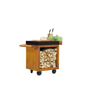OFYR Mise place table corten PRO 65