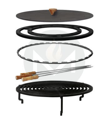 OFYR XL Accessoires set grill premium